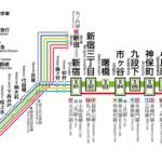 日本唯一の越境公営路線で千葉県民は大喜び|都営地下鉄新宿線